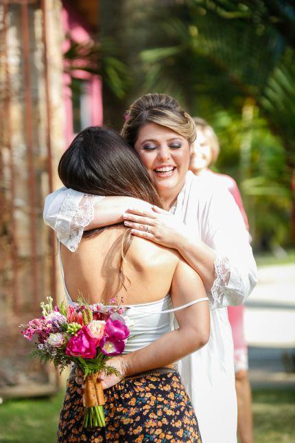 Decoração casamento ao ar livre no RJ