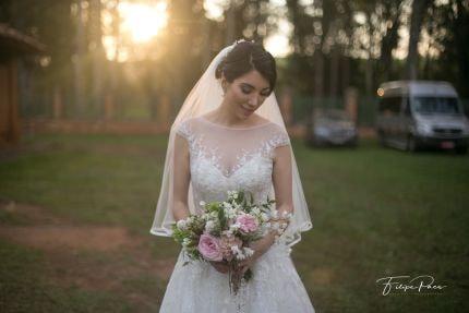 Decoração casamento - Fazenda Santa Gertrudes SP