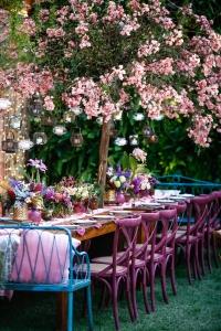 Decoração de casamento em jardim RJ SP MG