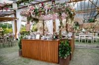 casamento em jardim
