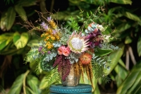 decoracao de casamento jardim