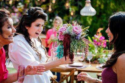 Decoração para casamento ar livre RJ