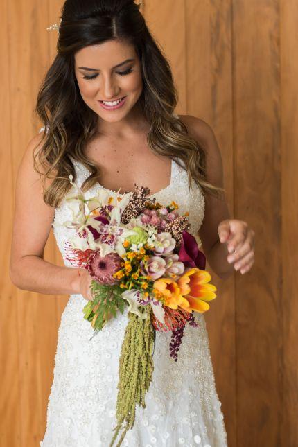 Bouquet de noiva - Búzios RJ