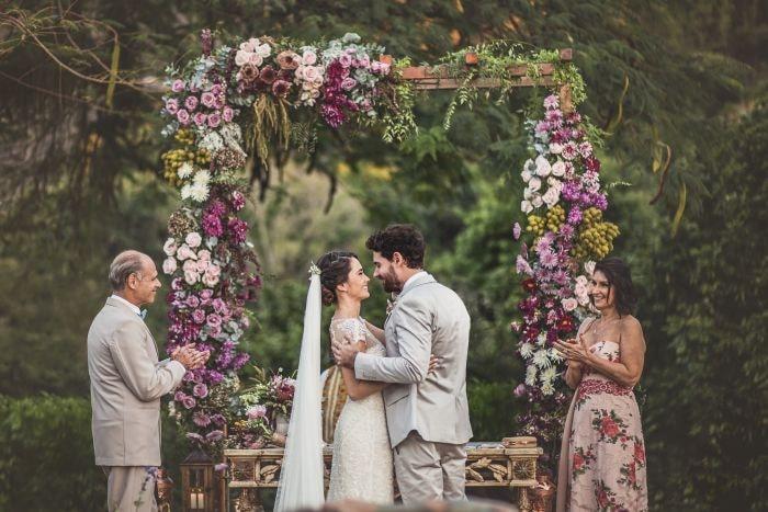 Casamento estilo boho - RJ
