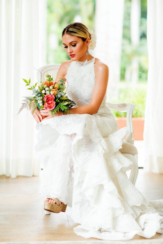 Bouquet de noiva - RJ
