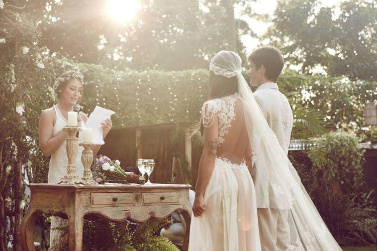 Decoração de casamento - Renata Paraiso