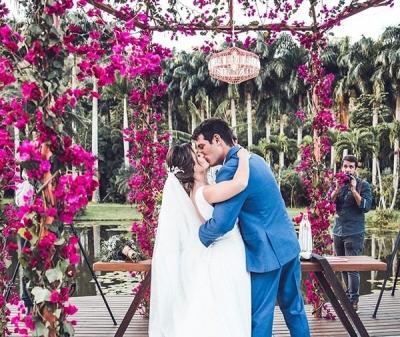 Decoracao de casamento RJ - Luiza e Roberto (8) - ENTRADA