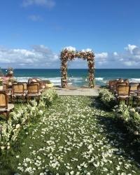 Casamento na praia - Karina Bacchi e Amaury (1)