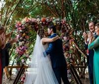 Decoracao de casamento na fazenda - Julia e Rodrigo (15) - ENTRADA