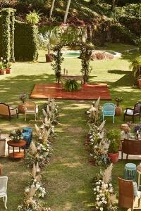 Decoracao de casamento no jardim - Casamento Renata e Diego (2)