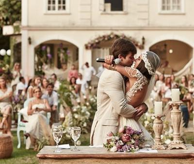 Decoracao de casamento no jardim - Casamento Renata e Diego CAPA